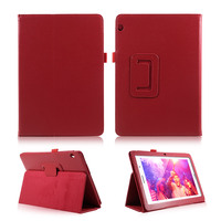 Dulcii Cover For Huawei MediaPad T3 10 T3 8 0 T3 7 0 Foldable Stand PU