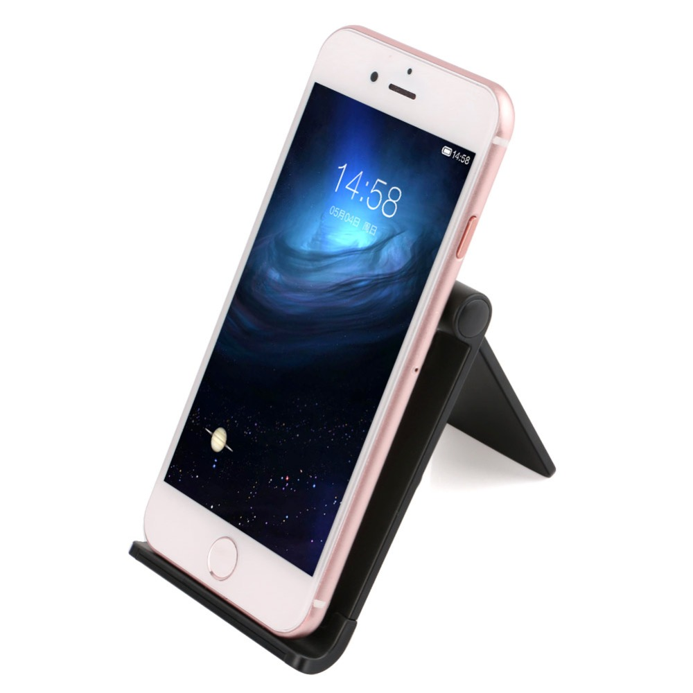 Holder Stand For Iphone 8 7 7plus 6s 6 5s 5 Cellphone For Kindle Ebook Aluminum Metal Mobile Phone Tablet Desk 1pc Low Price Mobile Phone Holders & Stands