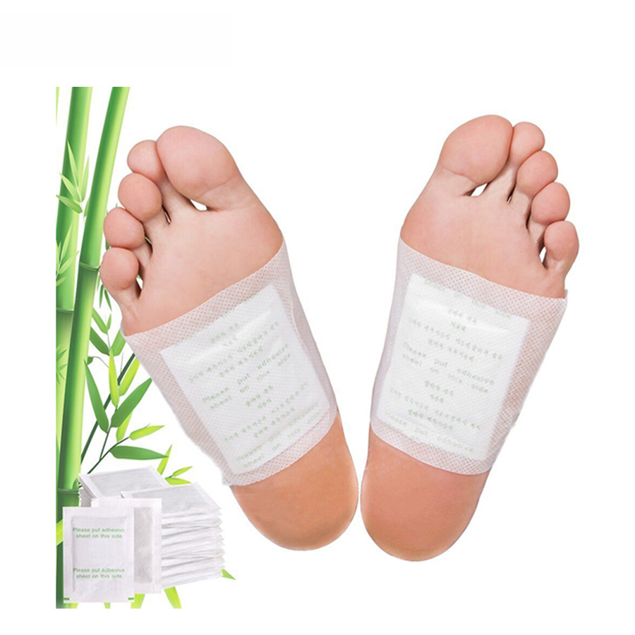 Asian foot detoxifying products