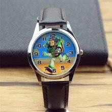 The New Toy Story Buzz Lightyear Children Cartoon Quartz Children Wristwatch Watches Party Favors Gift