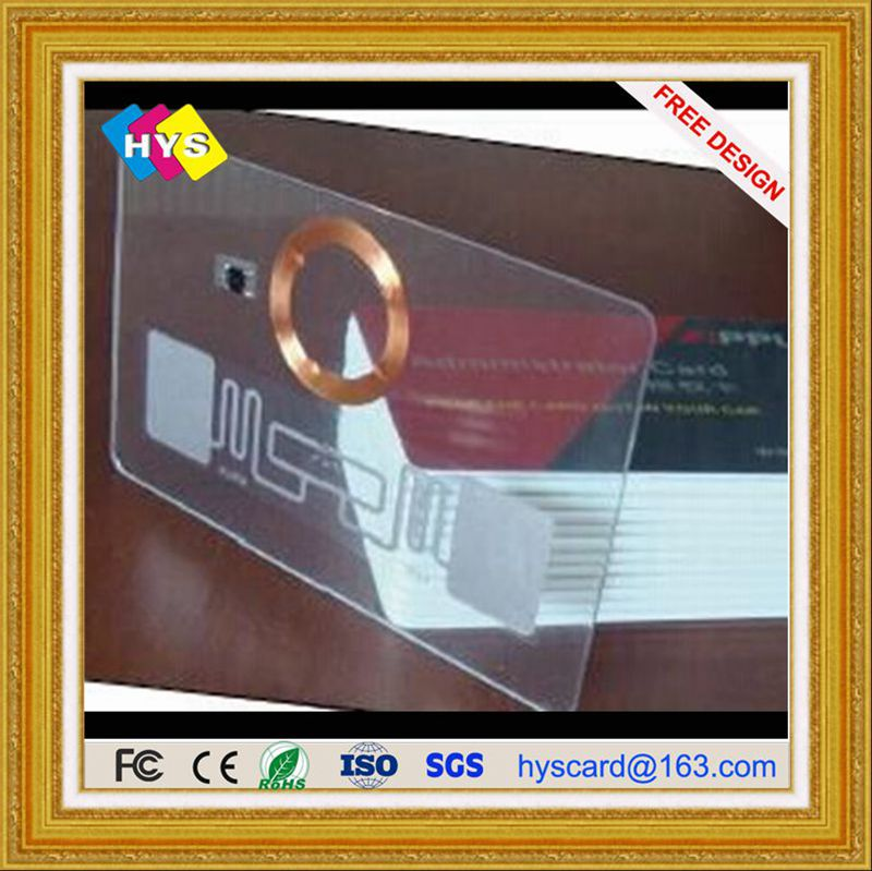 Business Card And  Smart Rfid  Card Supply