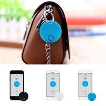 Mini Tracking Device New Bluetooth Wallet Pet Kid Key Finder Anti-Lost Smart Tracker
