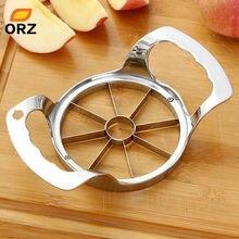 Apple Cutter Steel Slicer Vegetable Fruit Pear Peeler Divider Corer Dicing Kitchen Utensils Gadgets Tools Apple Cutter Knife
