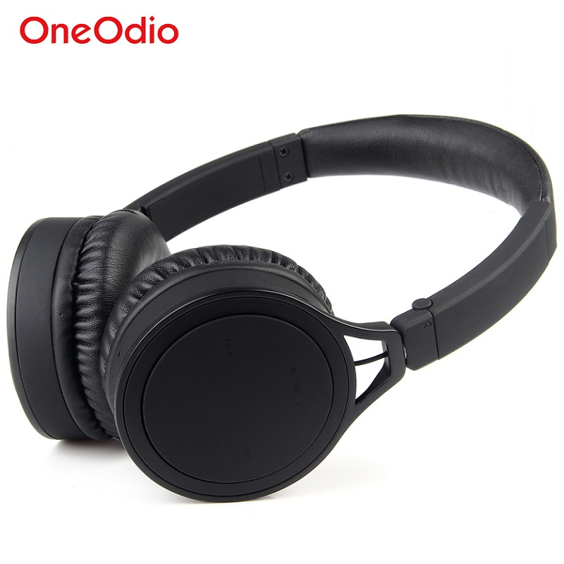 New Headset Wireless Smart Phone Stereo Music For: Oneodio Bluetooth Headphones Wireless Stereo Headsets
