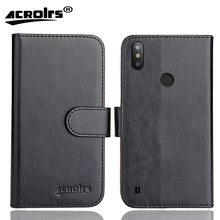Tecno Camon iAce 2X Case 2019 6 Colors Dedicated Leather Exclusive Special Phone  Crazy Horse Cover Cases Card Wallet+Tracking