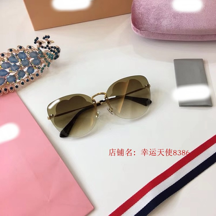 2018 luxury Runway sunglasses women brand designer sun glasses for women Carter glasses A0627