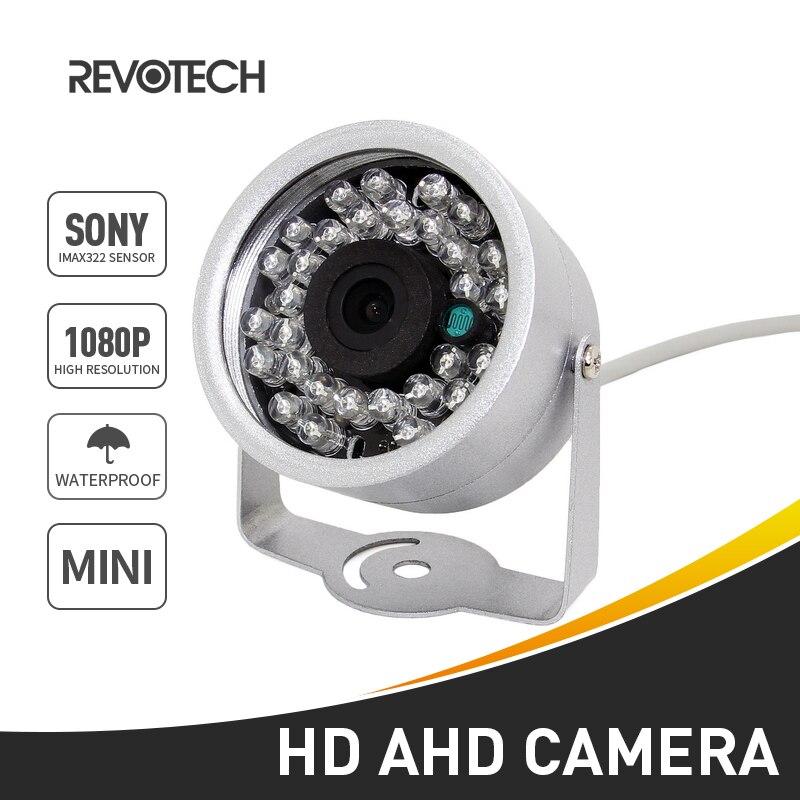 bilder für Wasserdichte 1920x1080 P 2.0MP CCTV AHD Kamera Sony IMX322 Outdoor 30 LED IR Gewehrkugel Kamera Nachtsicht Überwachungskamera w/IR-Cut