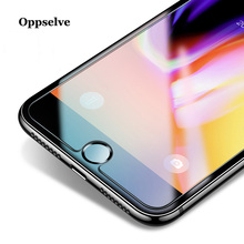 hot deal buy oppselve protective tempered glass for iphone 6 7 6s 8 plus xs max xr glass for iphone x screen protector glass on iphone 7 6s 8