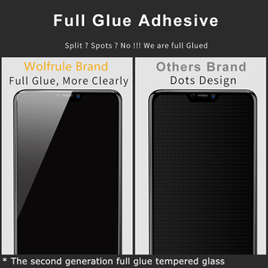 Image 5 - 2PCS Tempered Glass For Huawei Y9 Prime 2019 Glass Full Cover Glue 9H Screen Protector For Huawei Y9 Prime 2019 Phone Glass Flim