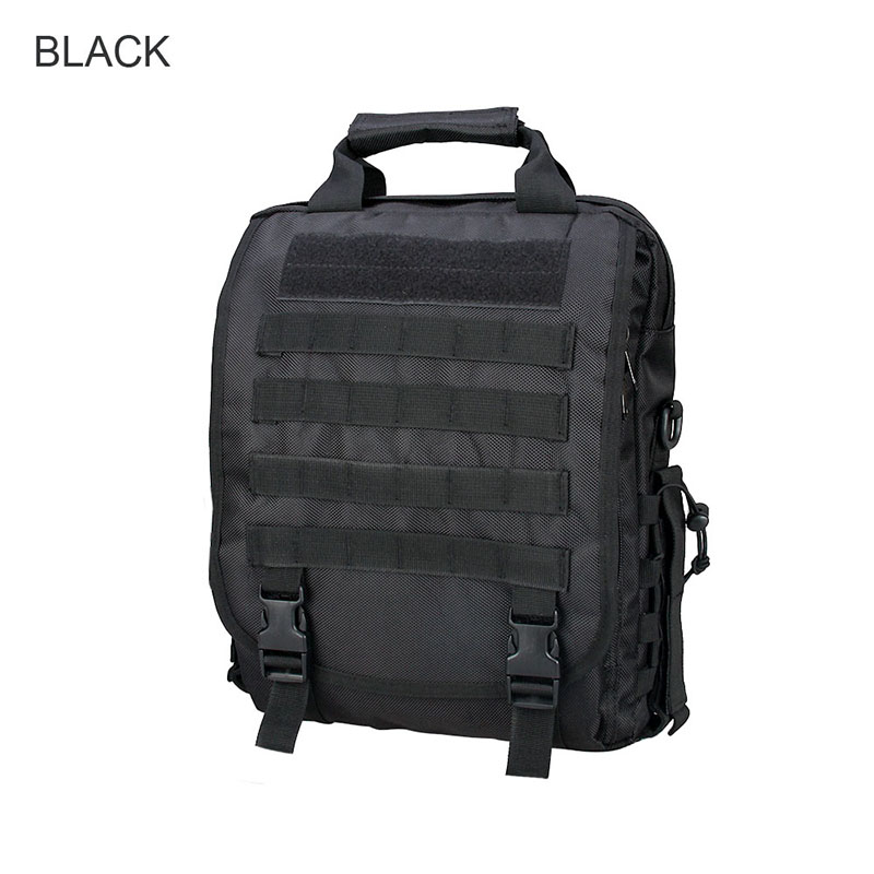 Below 20L Molle 35*28*12cm Waterproof 14inch Laptop Backpack Multifunctional Single & Double Shoulder Computer Bag PP5-0061 fashionable strappy printed cut out one piece swimsuit for women