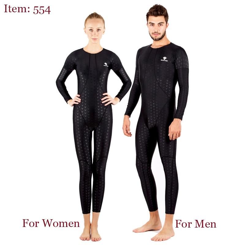 a9edb5d53e HXBY Long Sleeve Swimwear Women One Piece Swimsuit Swimming Suit For Women  Swim Wear Full Body Swim Suit Women s Swimsuits-in Body Suits from Sports  ...