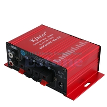 Salut-fi Stéréo Amplificateur Booster Pour mp3 iPod Voiture Bateau Radio MA170 2 canal 12 V