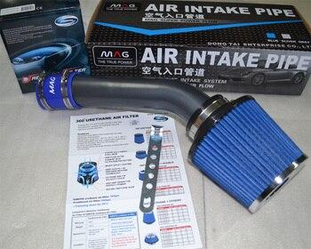 High Flow Koude Luchtinlaat Inductie Kit/Koud Luchtinlaatsysteem/air intake pipe vw Nieuwe POLO 1.4L 1.6L Golf 6 generatie