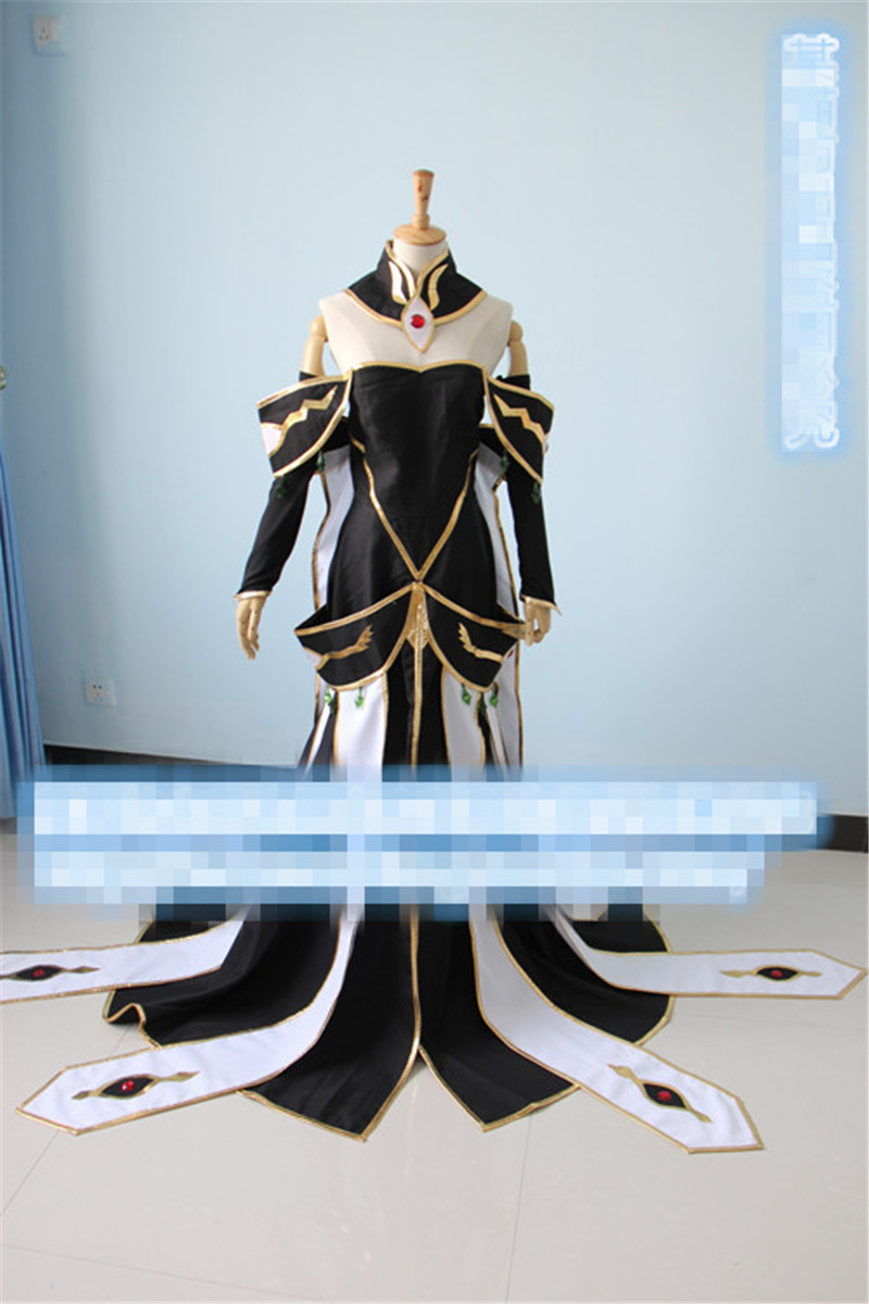 The Best Anime Code Geass Cosplay Clothing-code Geass Cosplay Schneizel El Britannia Cosplay Costume Mens Party Costume Free Shipping Beautiful In Colour Costumes & Accessories Anime Costumes