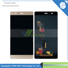 For Huawei Ascend P9+ LCD Display + Digitizer Touch Screen Assembly Replacement For Huawei P9 Plus Smartphone Free Shipping