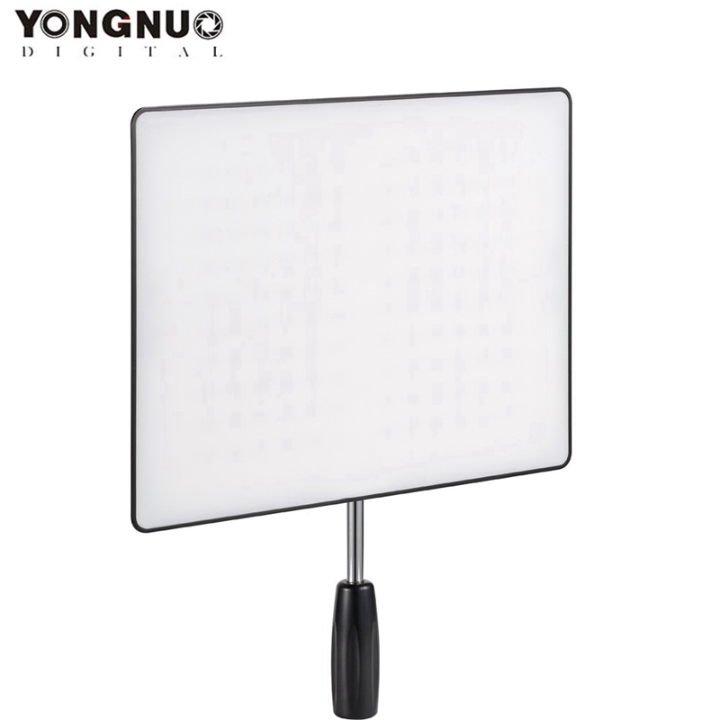 YONGNUO YN600 Air Ultra Thin LED Camera Video Light 3200K-5500K Photography Studio Lighting for Canon for Nikon DSLR Camcorder yongnuo yn300 air 3200k 5500k yn 300 air pro led camera video light with np f550 battery and charger for canon nikon