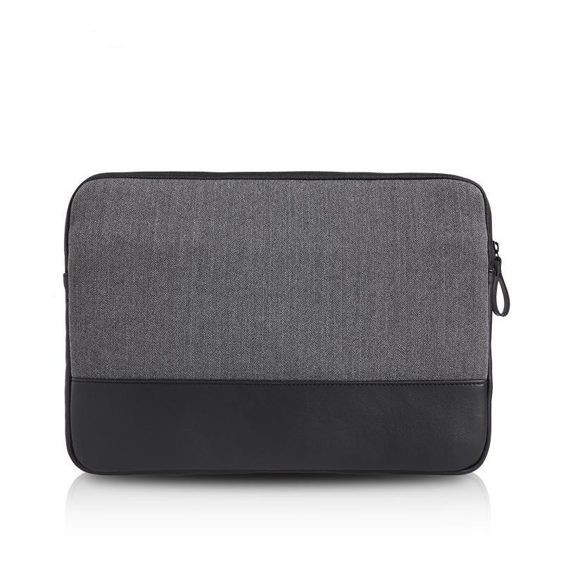 Futerały na walizki WIWU do Macbook 13 Skórzane etui na notebook - Akcesoria do laptopów - Zdjęcie 2