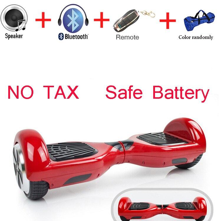Safest Hoverboard self balance skateboard electric UL APPROVED safe battery SALE skate
