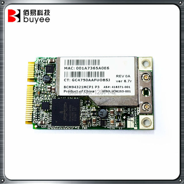 BROADCOM BCM94321MCP1 P3 DRIVERS FOR WINDOWS DOWNLOAD