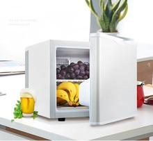 BC-17A Single-door Small Refrigerator Household Hotel Room Kindergarten Sample Retention Refrigerator Discount Package