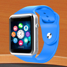 Bluetooth smart watch W8 A1 Armbanduhr MTK6261D sport Pedometer sim-karte Smartwatch für Android Smartphone