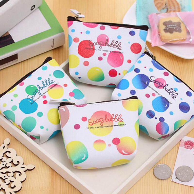 2018 Coin Purses Women Small Change Money Bags Pocket Wallets Key Holder Case Mini Pouch Popular Packet Carteira-Feminina cute cats coin purse pu leather money bags pouch for women girls mini cheap coin pocket small card holder case wallets