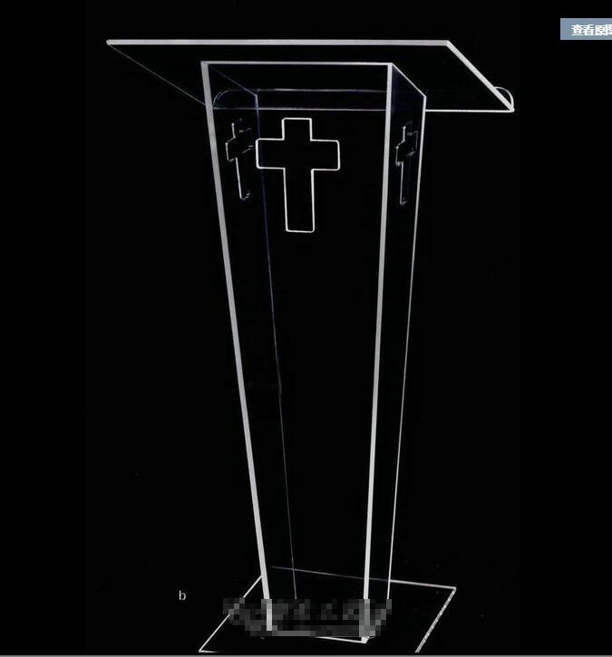 Modern Acrylic Hot Sale Publipt , Acrylic Pulpit, Modern And Stylish 2016 Acrylic Pulpit Church
