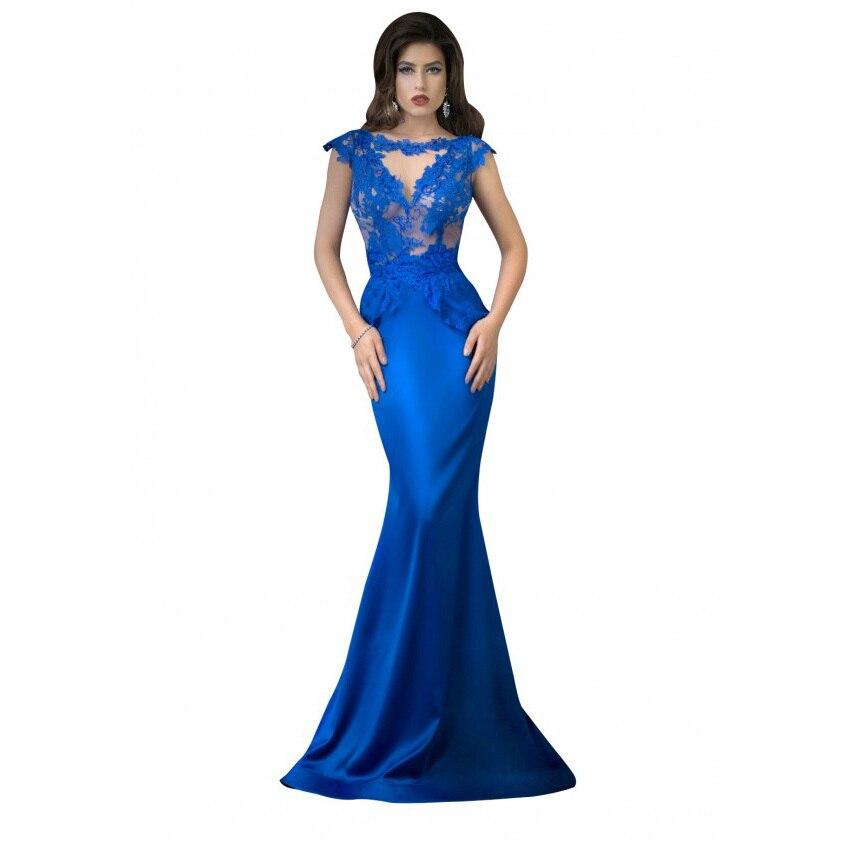 Royal Blue Dinner Dresses