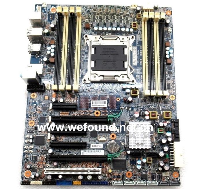 Desktop Motherboard For Z420 619557-001 618263-001 System Board Fully Tested