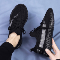 2019 new summer men's shoes Korean of the trend of wild breathable men's sports and leisure running tide shoes summer shoes