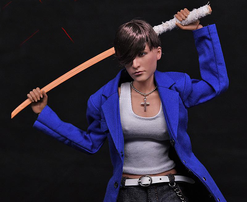 Image 5 - FS007 1/6 Bad Killer Girl Full Set Action Figures Toys Gifts CollectionsAction & Toy Figures   -