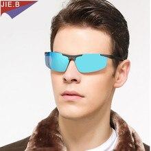 Men's Polarized Sunglasses Aluminum Magnesium Car Driving Sun Glasses 100% UV400