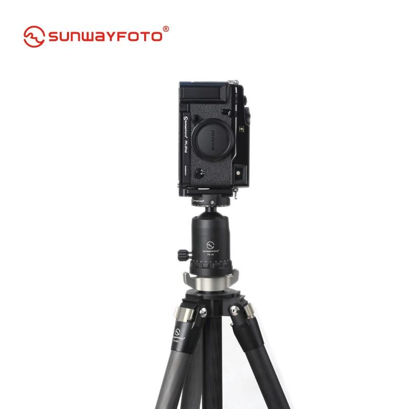 SUNWAYFOTO PFL-XPRO2 Stativkopf-Schnellwechselplatte für Fuji X pro2 - Kamera und Foto - Foto 5