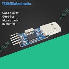 Adaptador USB-TTL Módulo PL2303HX Auto Conversor USB Para Serial TTL Microcontrolador Arduino Para usb-ttl pl2303hx
