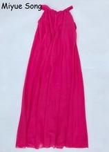 Nouvelle d'été de maternité robes longues en mousseline de soie bohème dress vêtements pour les femmes enceintes maternidade grossesse vêtements
