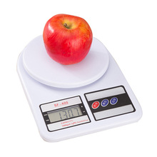 Household Weighing Electronic Kitchen Scale 1g Precision Gramme Number High Baking Food S