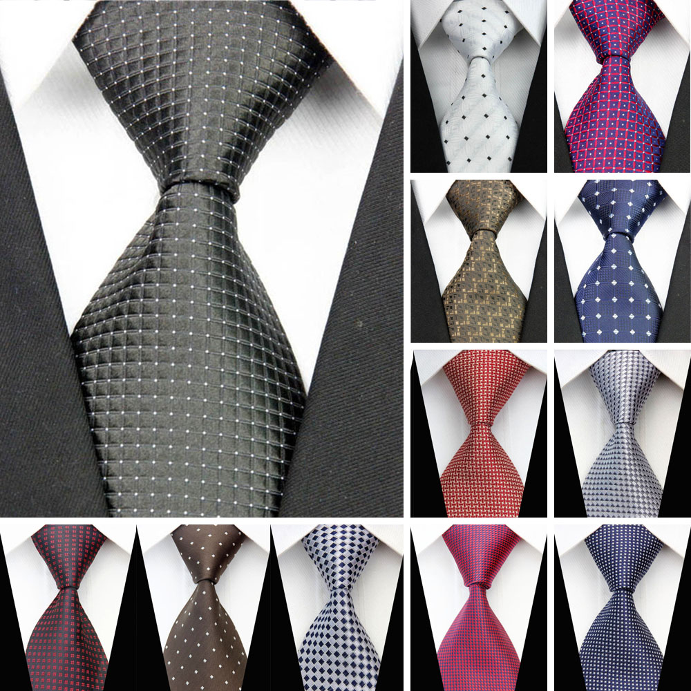 20 Styles Tie For Men Necktie 7.5cm Business Fashion Man ...