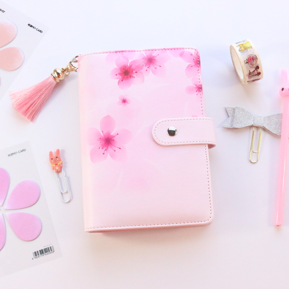 cute creative flower leather school spiral notebook stationery,fine personal binder weekly planner agenda WJ-XXWJ389- creative hollow leather spiral notebook cute school agenda organizer binder diary planner travel journal filofax stationery a5a6