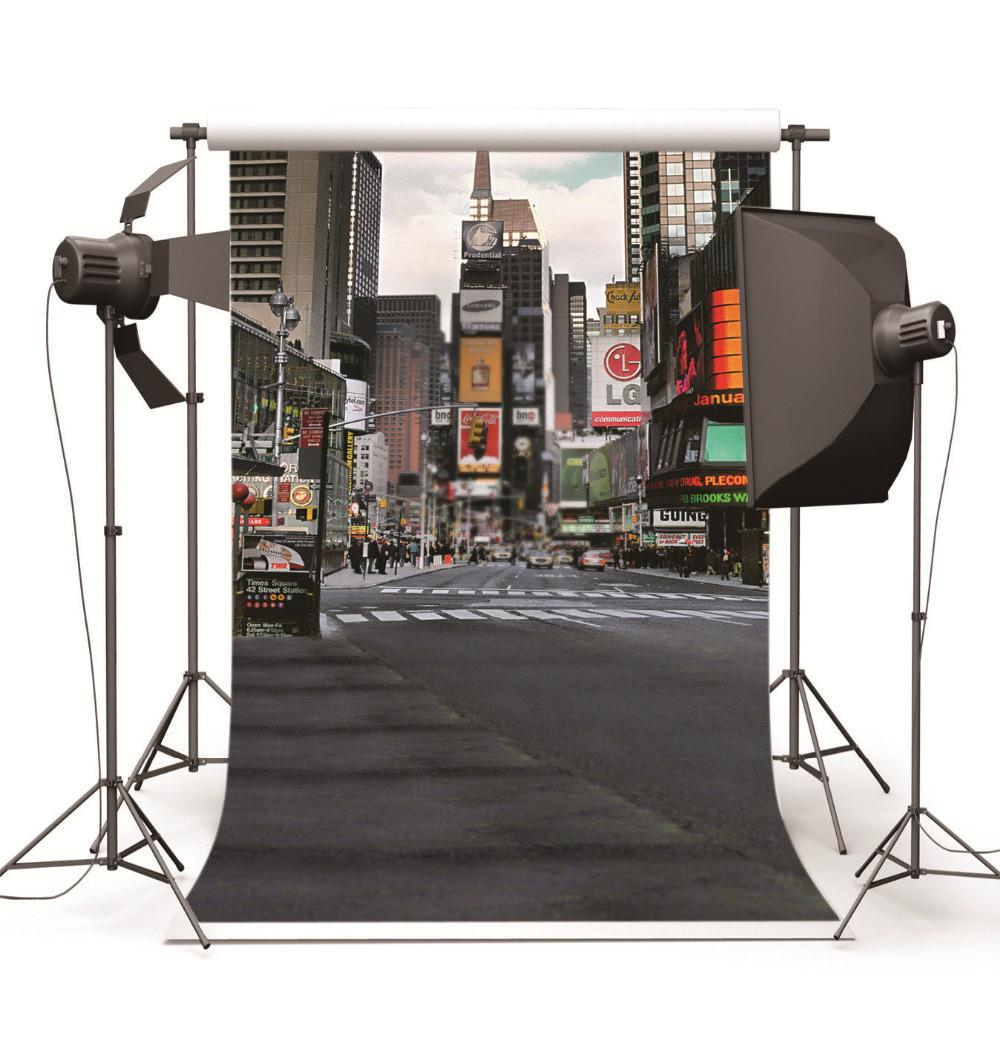 calle de la ciudad telones de fondo para estudio fotogrfico fotografa de estudio de vinilo fondos