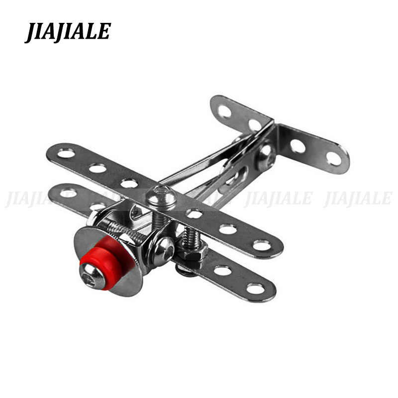 JIAJIALE Vehicle Metal Model Building Kits Puzzle Small airplane Enlighten Education Assemblage Toys VS 3d metal model kit