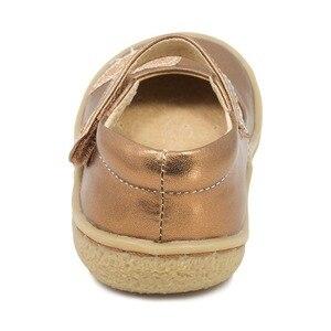 Image 2 - TipsieToes Top Marke Qualität Echtem Leder Kinder Baby Kleinkind Mädchen Kinder Schuhe Für Mode Winter Schnee Stiefel Kostenloser Versand