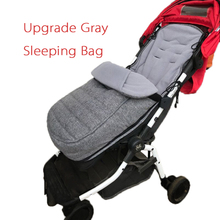 Baby Stroller Sleeping Bag envelope Stroller Accessories winter wrap sleep sacks, newborn Foot Cover Baby products for Pram