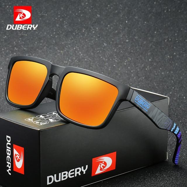 fede4869fd2 DEBURY Retro Men Polarized Sunglasses 2018 Popular Brand Square Sun Glasses  High Quality Summer Drive Shades Glasses UV400 D710