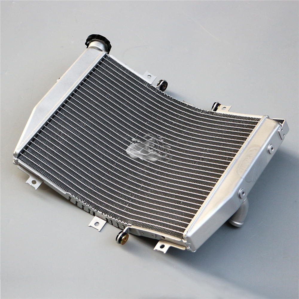 New Radiator Cooler Cooling For Kawasaki Ninja ZX-10R 2004-2005 ZX10R Motorcycle