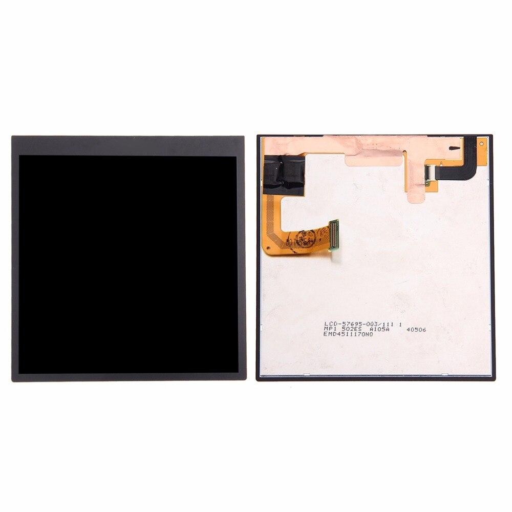 Écran LCD et Digitizer Assemblée Complet pour BlackBerry Passeport Argent Édition