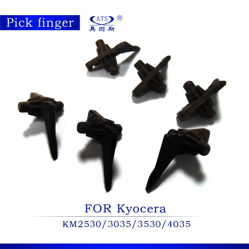 Copier Machine Part 6PCS/Set Picker Finger Separate Claw Compatable for KM2530 KM3035 KM3530 KM4035 Separation Finger
