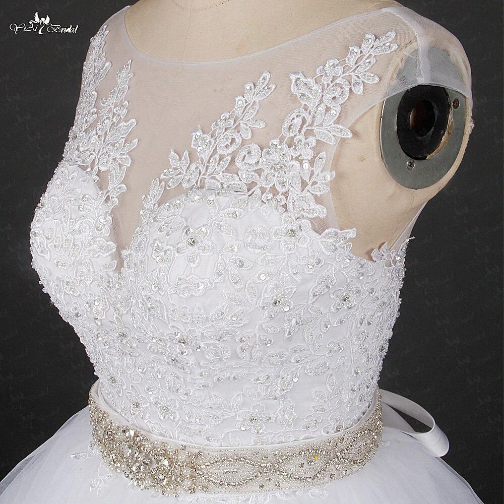 RSW1379 Yiaibridal Real Job Shop Online China Elegant Sleeves Wedding Dress Princess