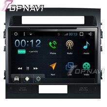 "Topnavi 10.1 ""1024*600 4 ядра Android 6.0 автомобиль GPS навигация для Toyota Land Cruiser автомобилей мультимедиа аудио стерео, no dvd"