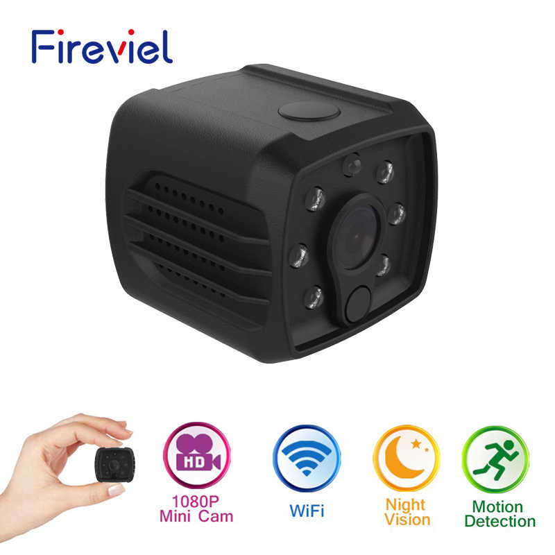 FHD 1080P mini camera ip wifi mini wireless ip night vision cam small micro video camcorder Support up to 128GB DV DVR Android