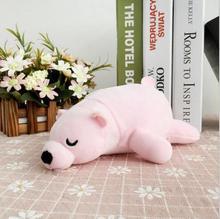 WYZHY Down cotton polar bear plush toy Send a friend Send a child 20CM цена 2017